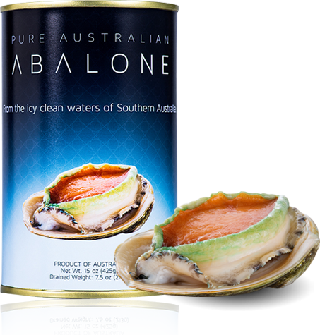 Canned Abalone (Farmed)