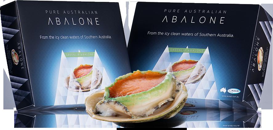 Frozen Greenlip Abalone